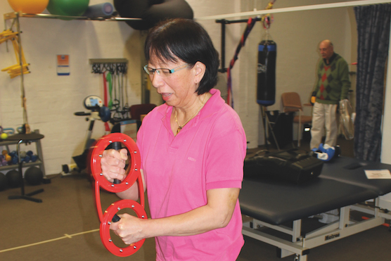 parkinsons disease physiotherapy treatment